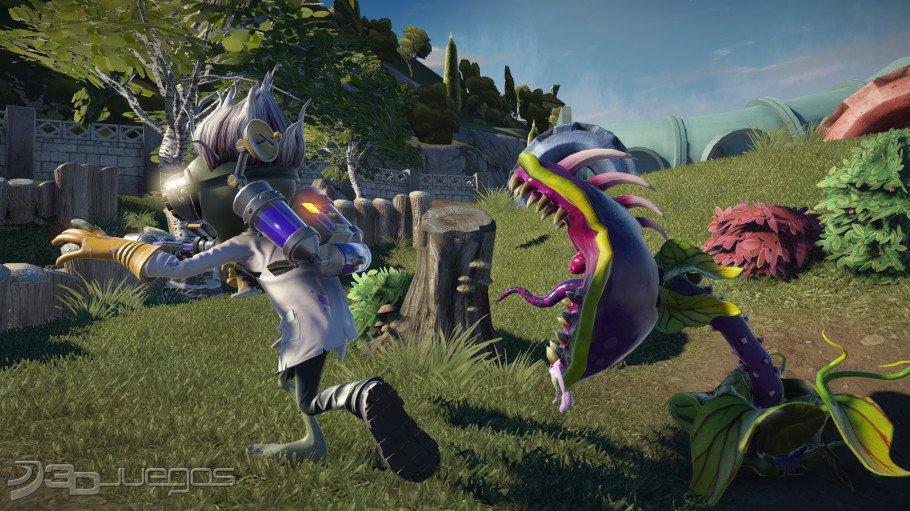 Im Genes De Plants Vs Zombies Garden Warfare Para Xbox One 3djuegos