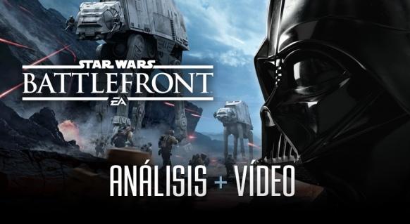 An�lisis de Star Wars: Battlefront