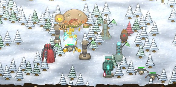 PixelJunk Monsters Ultimate HD (PlayStation Vita)
