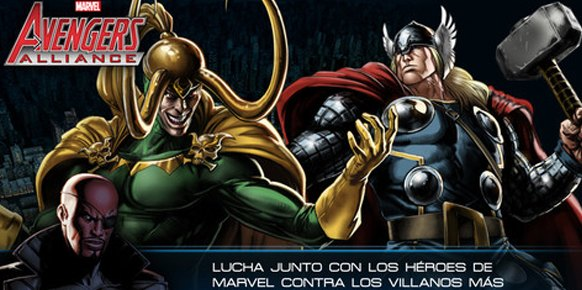 Marvel Avengers Alliance iPhone