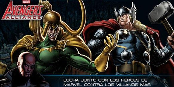 Marvel Avengers Alliance (iPhone)