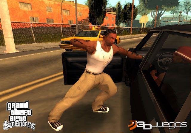 Grand Theft Auto 3 Sex