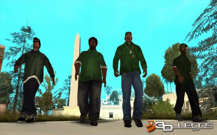 Trucos Grand Theft Auto: San Andreas Playstation 2