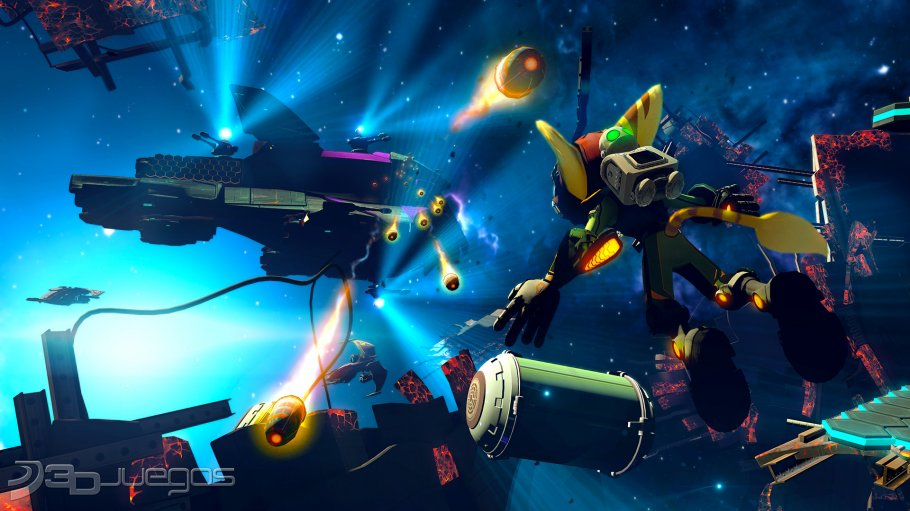 Imagenes Ratchet And Clank Into The Nexus PS3