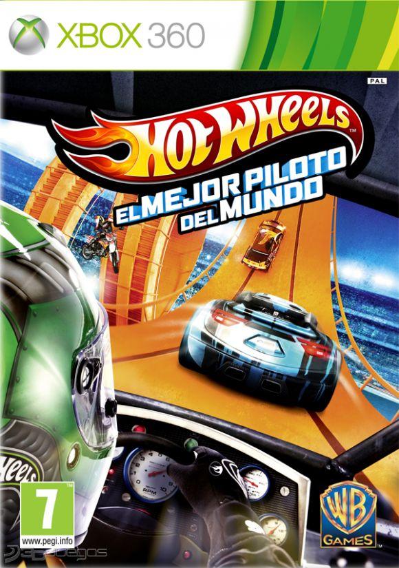 Hot wheels el mejor piloto del mundo para xbox 360 3djuegos for El mundo del mueble sillones