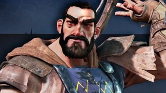 Video Fable Legends, Heroes of Albion: Rook