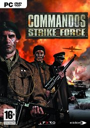 Car�tula oficial de Commandos: Strike Force PC