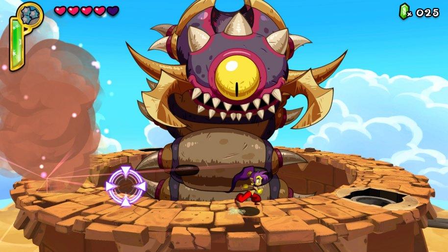 Shantae Half-Genie Hero Wii U