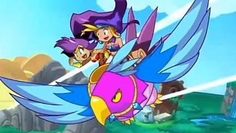 Video Shantae: Half-Genie Hero, Tráiler de Lanzamiento