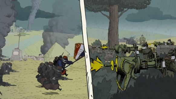 Valiant Hearts The Great War: Solo algunos sobrevivieron. Estas son sus historias