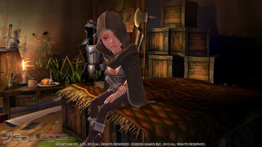 Ghosts'n Goblins Online - PC