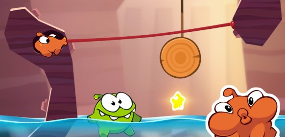 Cut the Rope 2 an�lisis