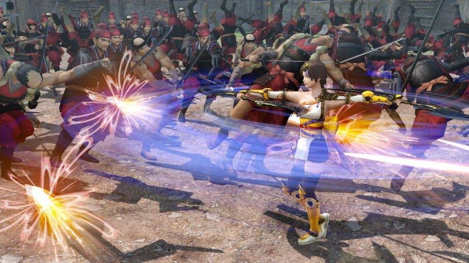 An lisis de samurai warriors 4 para ps3 3djuegos for En juego largo hay desquite