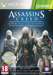 Assassin's Creed Heritage Xbox 360