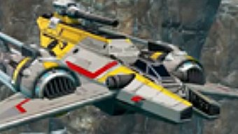 Video Star Wars: Galactic Starfighter, Spotlight: The Gunship