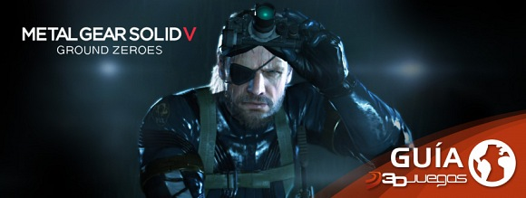 Guía MGS V: Ground Zeroes