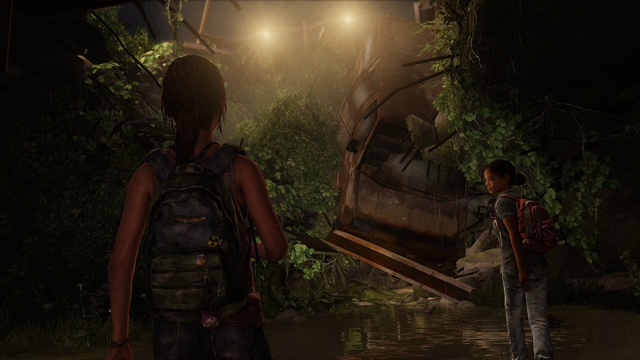 The Last of Us - Left Behind - An�lisis