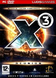 Car�tula oficial de X3: Reunion PC