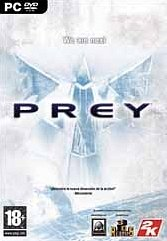 Car�tula oficial de Prey PC