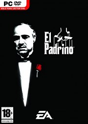 Cartula oficial de El Padrino PC