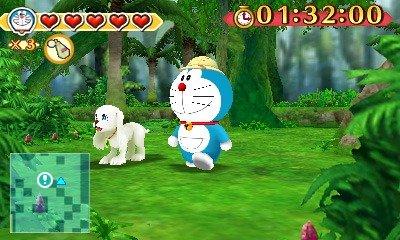 Imgenes de Doraemon El Nuevo Gran Demonio de Nobita para 3DS