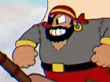 Captain Silver Boss (Cuphead)