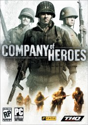 Car�tula oficial de Company of Heroes PC