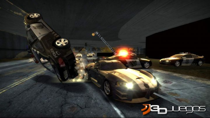 Need For Speed Most Wanted Para Ps2 3djuegos