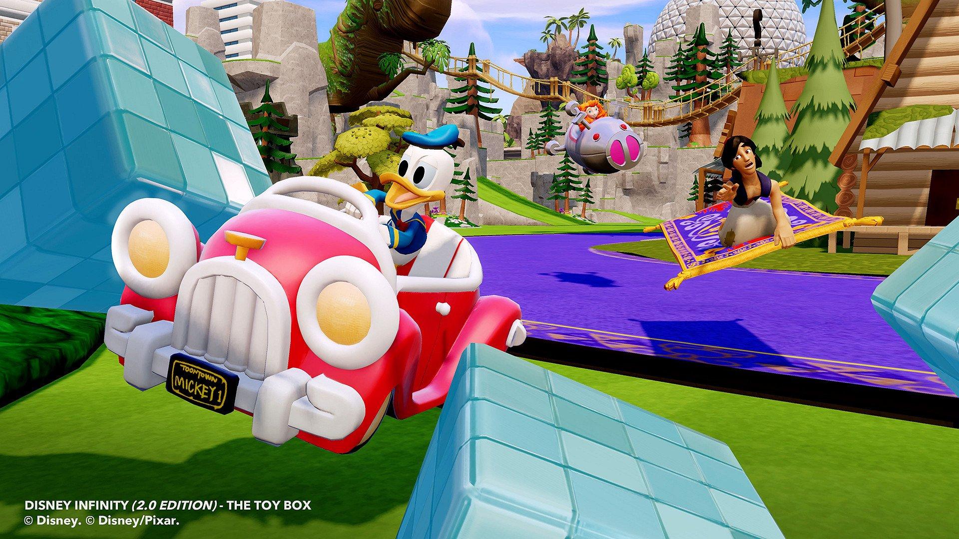 Imagen Disney Infinity 2.0 (PS3)