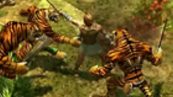 Video Titan Quest, Chinese Creatures