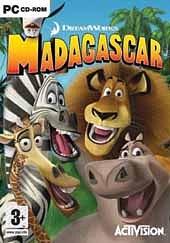 Car�tula oficial de Madagascar PC