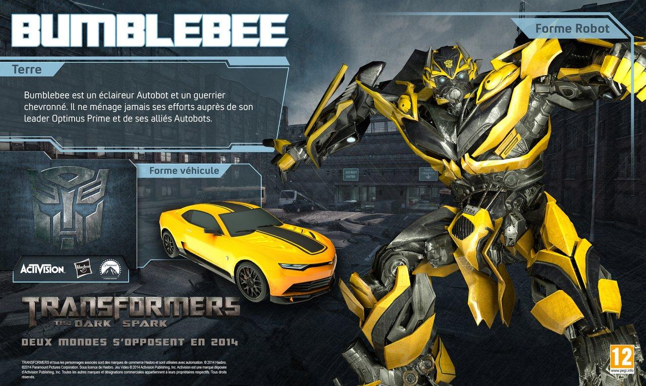 Imgenes de Transformers Rise of the Dark Spark para 3DS  3DJuegos