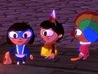 Costume Quest 2 - Gameplay: Brujas en la Noche de Halloween