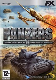 Car�tula oficial de Panzers II PC