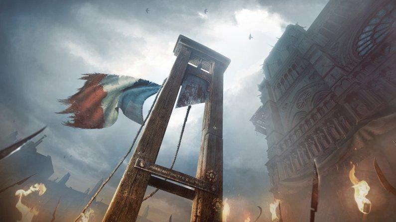 assassin  039 s creed unity 2548672 E3 2014 : تمامی تریلر های Assassins Creed : Unity