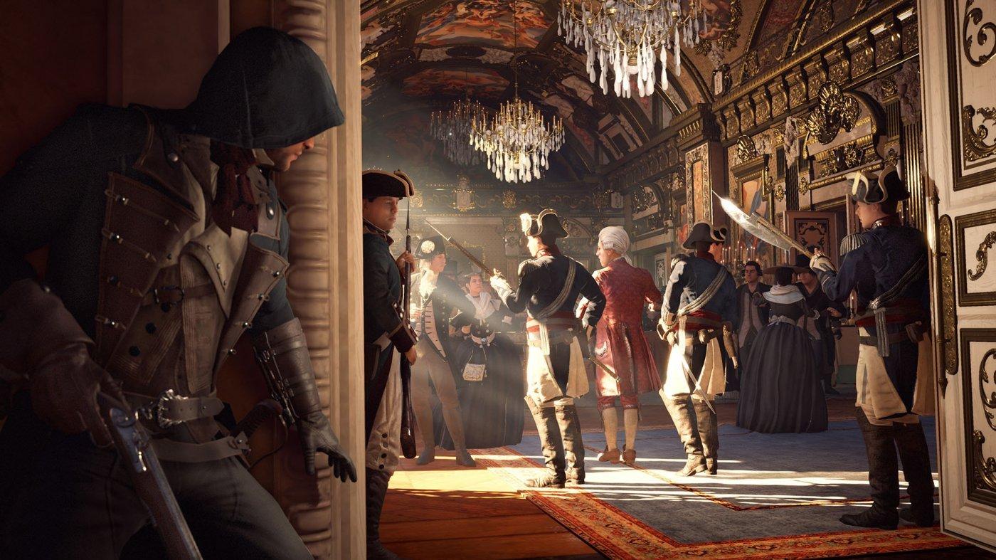 assassin  039 s creed unity 2549008 E3 2014 : تمامی تریلر های Assassins Creed : Unity
