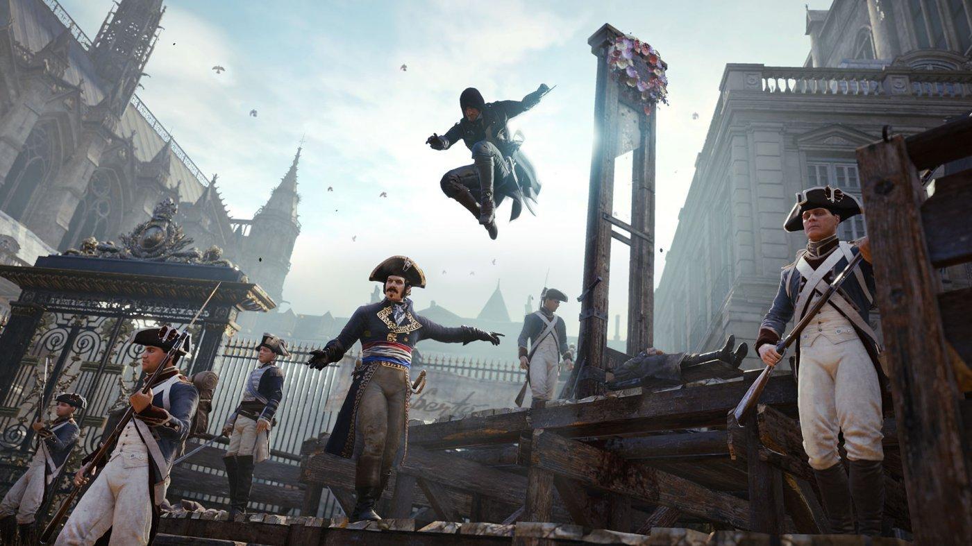 assassin  039 s creed unity 2549012 E3 2014 : تمامی تریلر های Assassins Creed : Unity