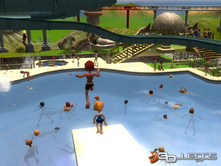 ROLLER COASTER TYCOON 3 SOAKED