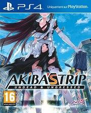 Akiba's Trip: Undead Undressed PS4