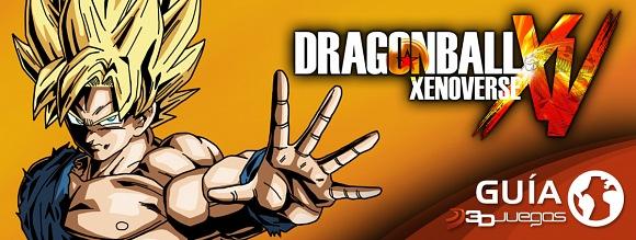 Guía Dragon Ball Xenoverse
