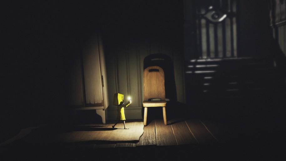 Little Nightmares: imaginación, pesadillas y plataformas