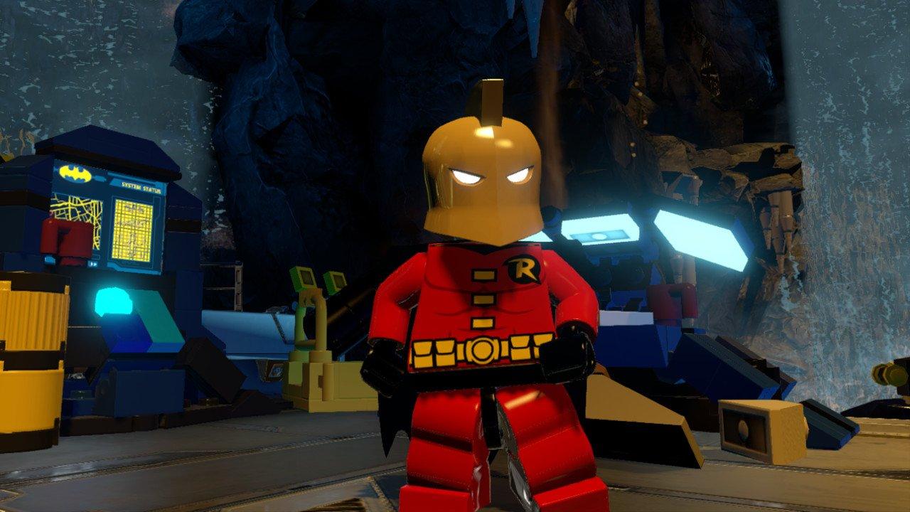 LEGO Batman 3 Mas Alla De Gotham Para Vita