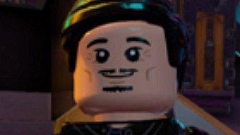 Video LEGO Batman 3, Tráiler de Personajes Famosos