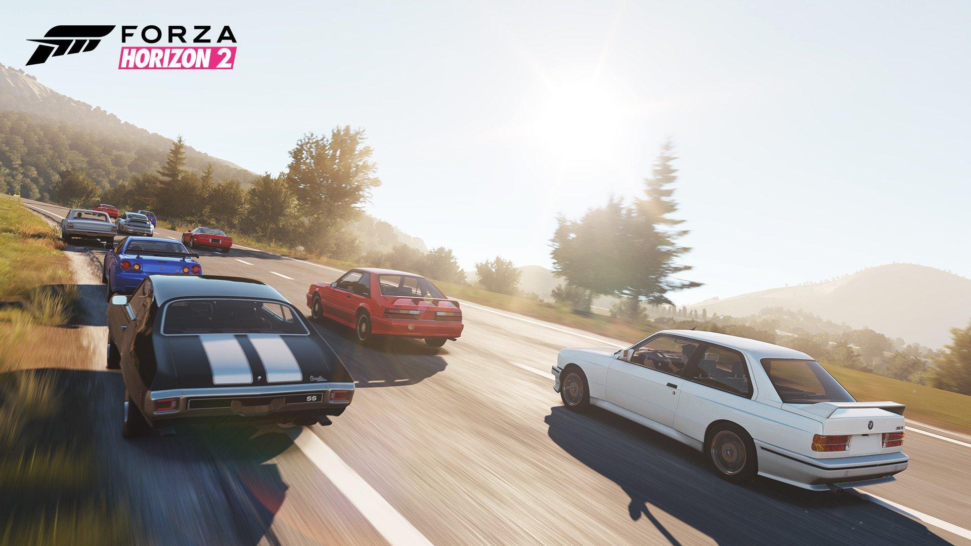Forza Horizon 2 Para Xbox 360 3djuegos