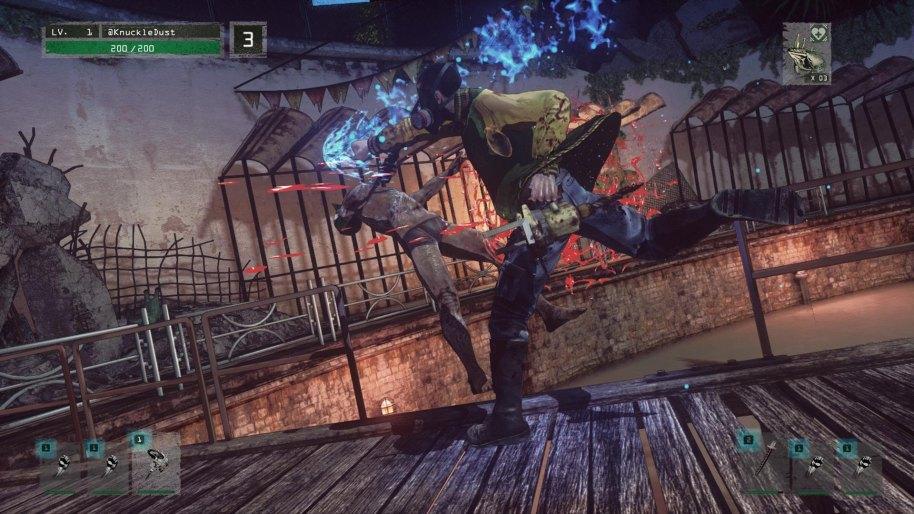 Let it Die PS4