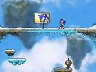 Sonic Jump Fever - Pantalla