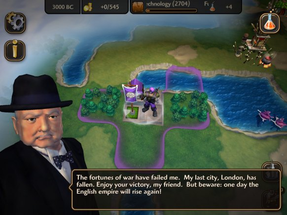 Civilization Revolution 2 (iOS)