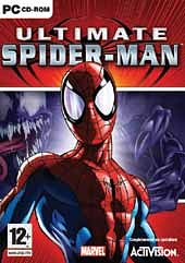 Car�tula oficial de Ultimate Spider-Man PC