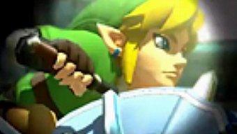 Video Mario Kart 8 - The Legend of Zelda, Tráiler de lanzamiento