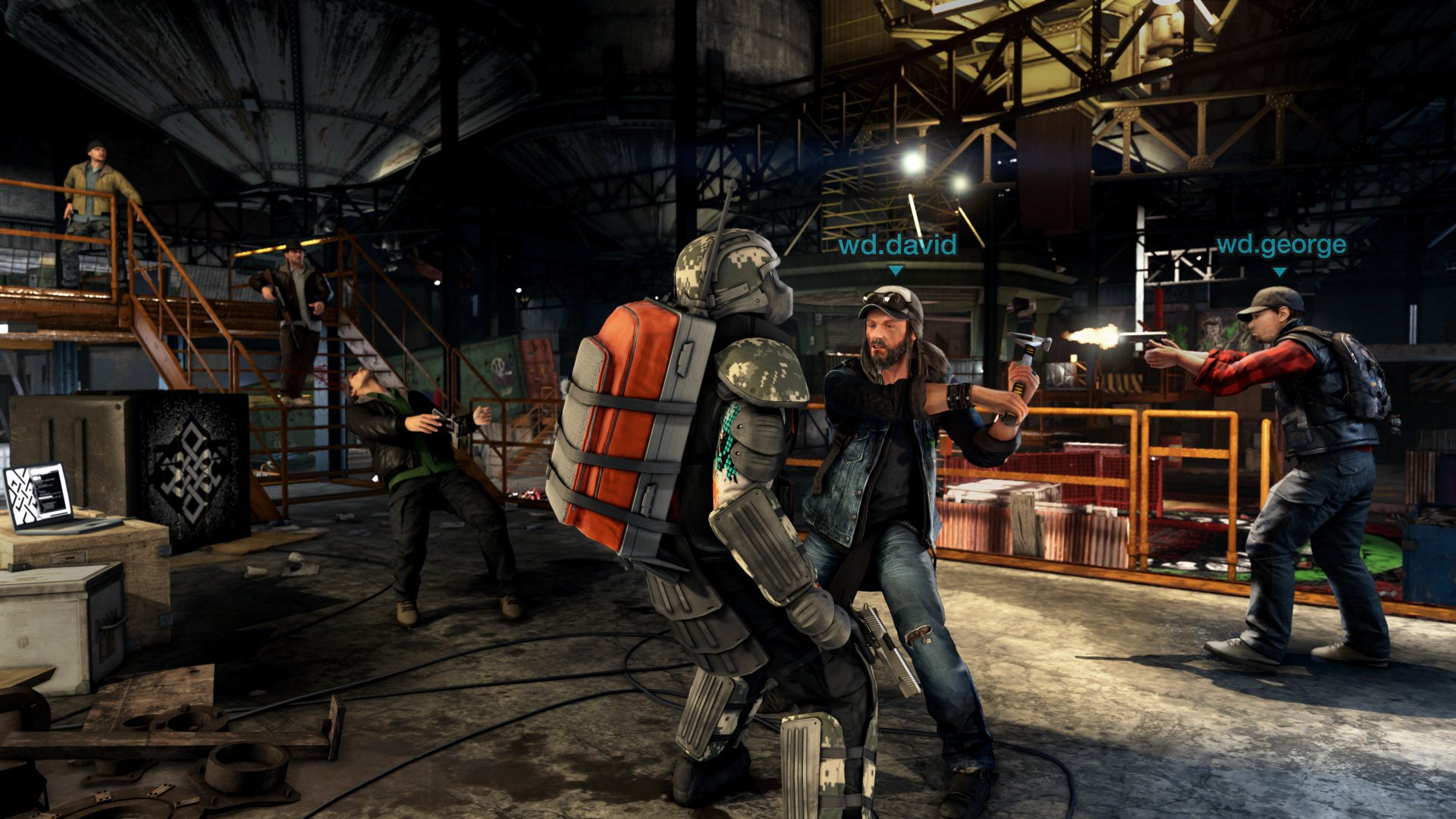 Watch Dogs - Bad Blood - PC